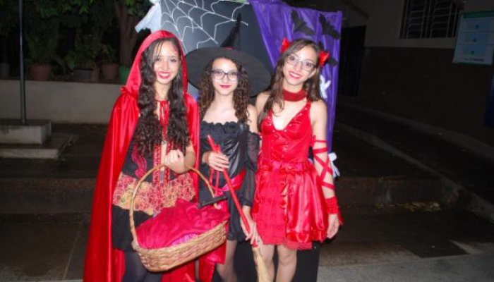 FESTA DO HALLOWEEN